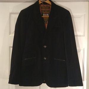 Scotch and Soda velvet blazer no. 217 size S 46
